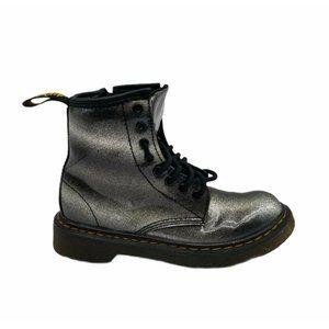 Dr. Martens Unisex Kids OMBRE Glitter Boots Sz 13